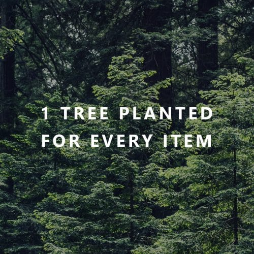 One tree planted for every item_mobile