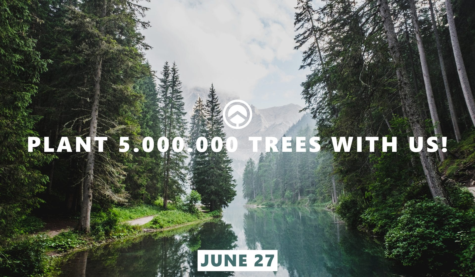 Plant 5000000 trees with us5