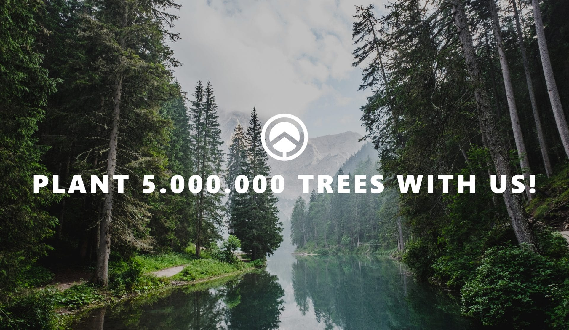 Plant 5000000 trees with us